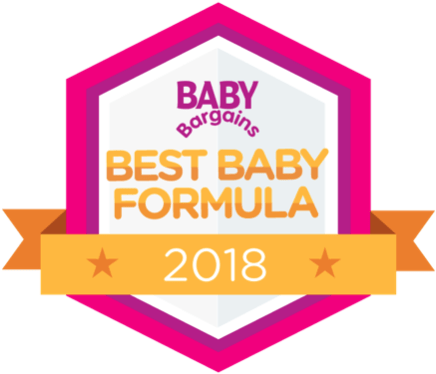 Parent's Choice Best Baby Formula Award