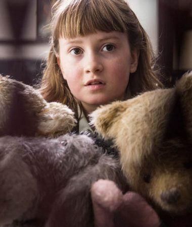 Bronte Carmichael as Christopher Robin's Daughter