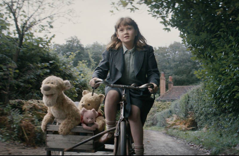 Bronte Carmichael in Christopher Robin