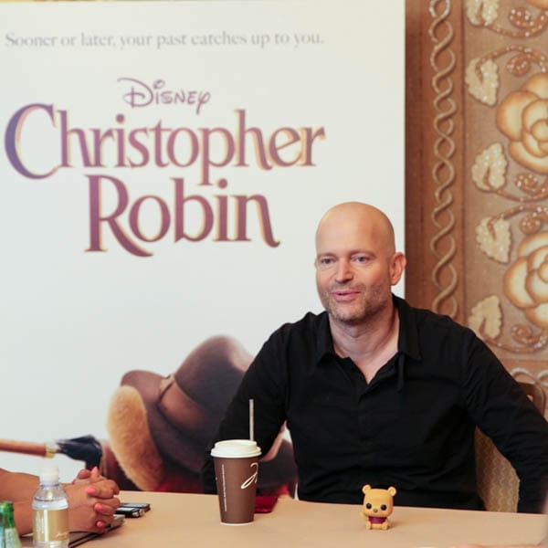Christopher Robin director Marc Forster