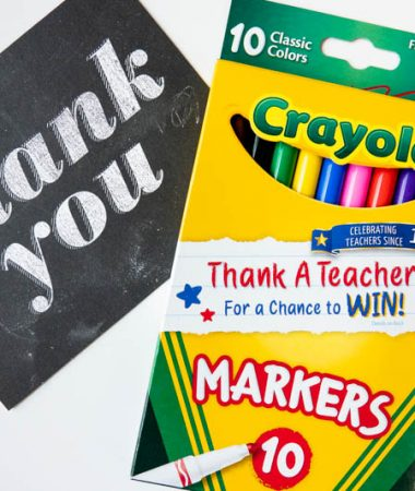 The Importance of a Teacher Thank You Note