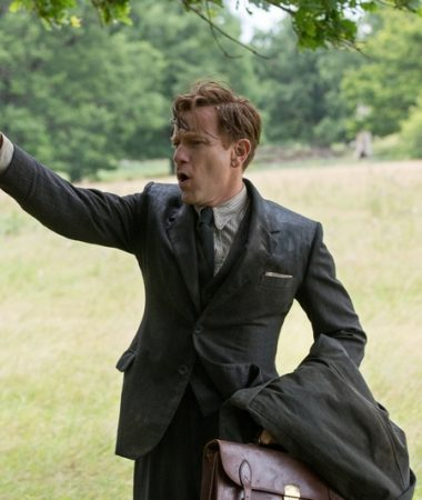 Ewan McGregor as Christopher Robin