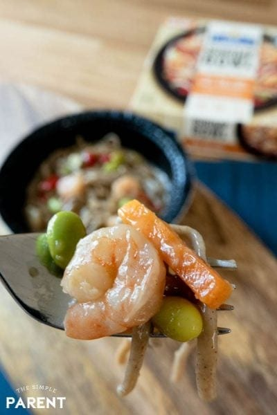 Easy Dinner Ideas for Parents: Gorton's Shrimp Bowls