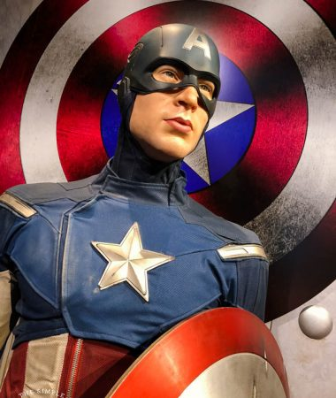 Experience the World of Marvel at Madame Tussauds Hollywood!