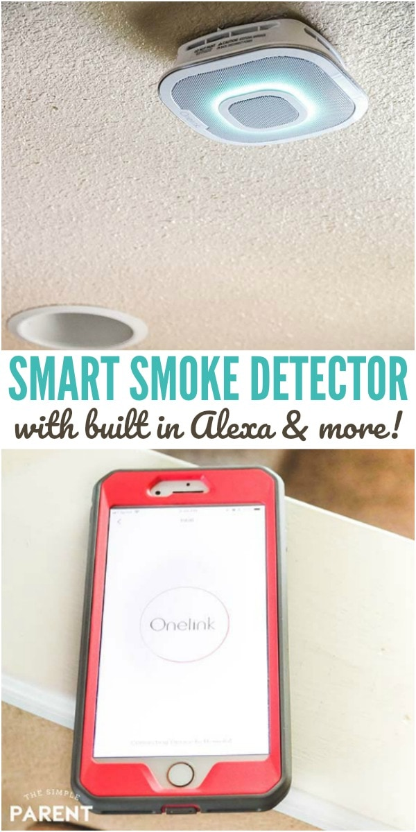 Home Safety is made easier with a Smart Smoke Detector & Carbon Monoxide Detector. Placement is easy. It will also let you know why it's beeping or if it needs a new battery! Receive alerts on your phones and more!