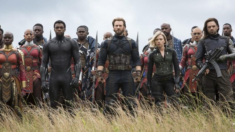 Avengers: Infinity War with Executive Producer Trinh Tran Interview