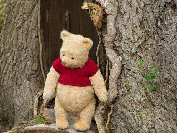 Meeting the Man Behind the Winnie the Pooh Voice