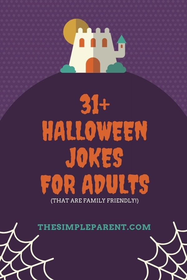 31 Halloween Jokes for Adults that are Family Friendly Too!