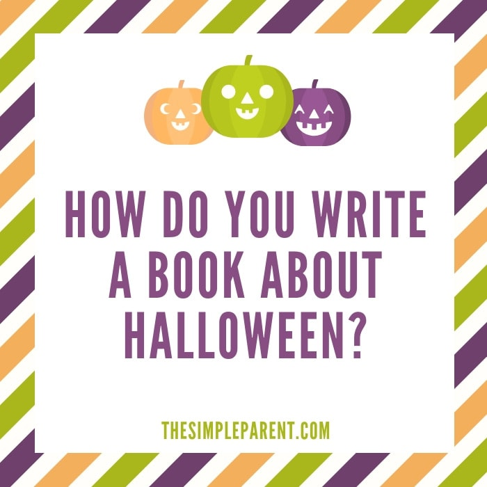How do you write a book about Halloween jokes for adults