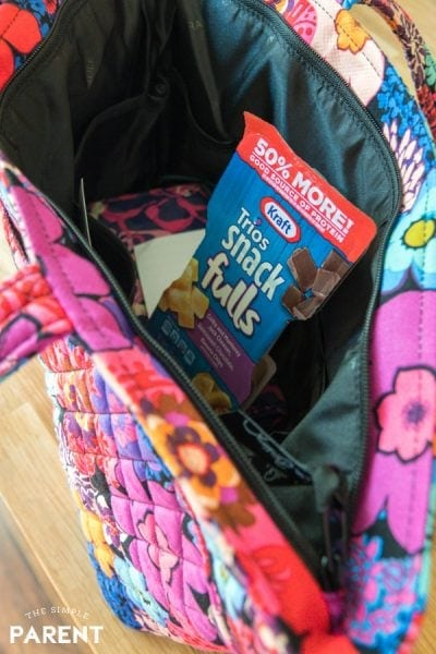 How Kraft SnackFULLS Fit Into Busy Mom Life