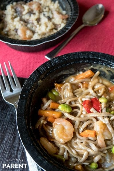 Four Times We Ate Gorton's Shrimp Bowls and One Time We Didn't!