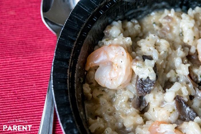 Gorton's Shrimp Bowls Risotto