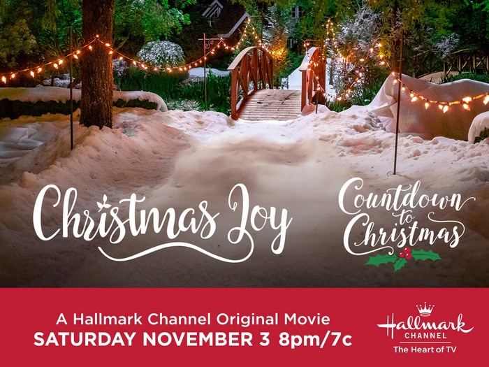 Hallmark Channel Christmas Movies: Christmas Joy