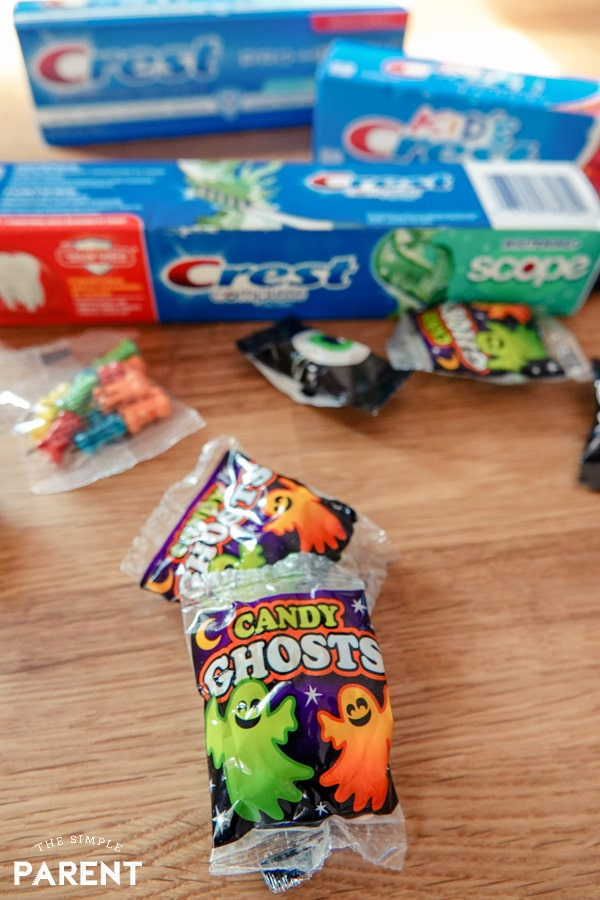 Have a healthy Halloween by choosing candy that's not as tough on your teeth