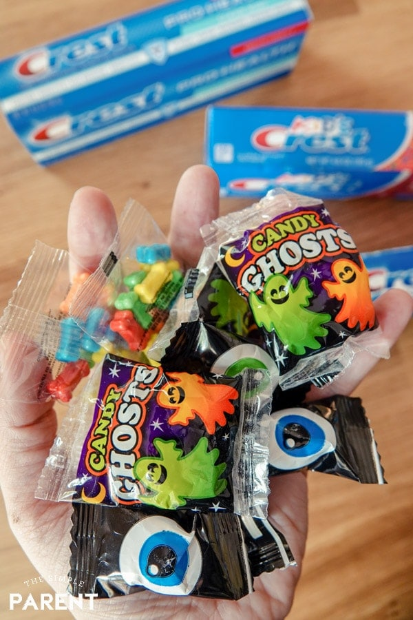 Have a health Halloween by limiting the number of treats you eat