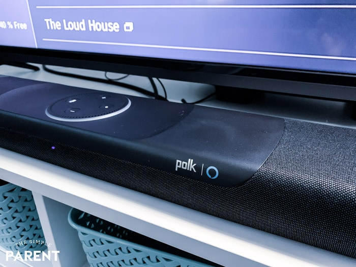 Polk Command Sound Bar