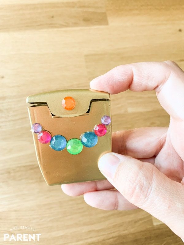 DIY Tooth Fairy Box Craft