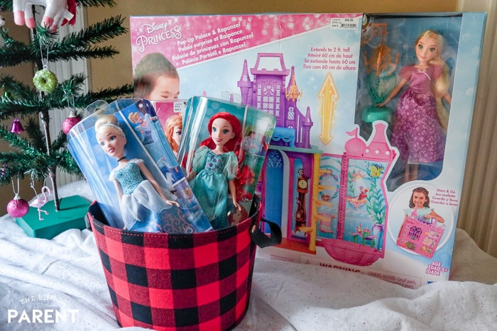 Christmas Wish List Ideas: Disney Princess Toys at Kohl's