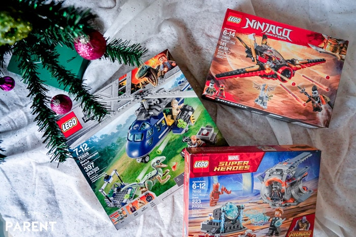 LEGO sets for Christmas