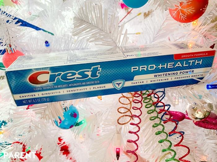 Crest-Pro Health Toothpaste