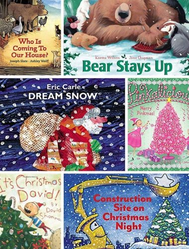 List of holiday books for preschoolers