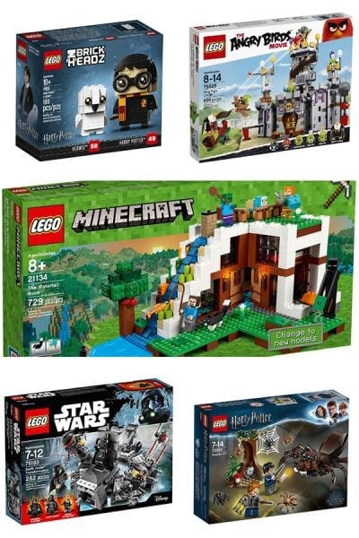 35+ Lego Gifts to Fit Any Budget (Ideas for All Ages!)