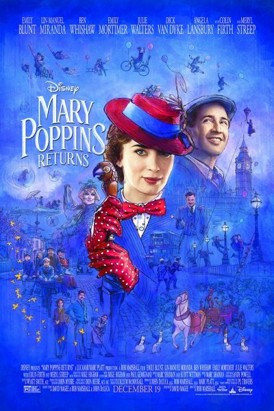 Should You Take Your Family to See Mary Poppins Returns? (Movie Review)