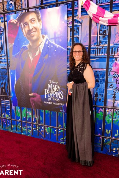 How Mary Poppins Returns Came to Life on the Red Carpet