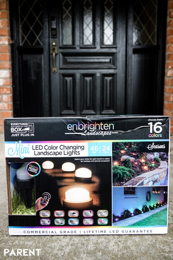 Enbrighten Landscape Lights by Jasco