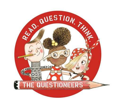The Questioneers Book characters
