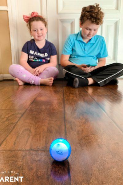 STEAM Holiday Gift Ideas: Sphero BOLT & Sphero Mini Review