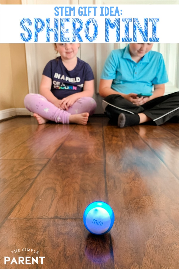 STEAM Holiday Gift Ideas: Sphero BOLT & Sphero Mini Review