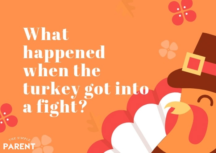 Thanksgiving riddles for kids