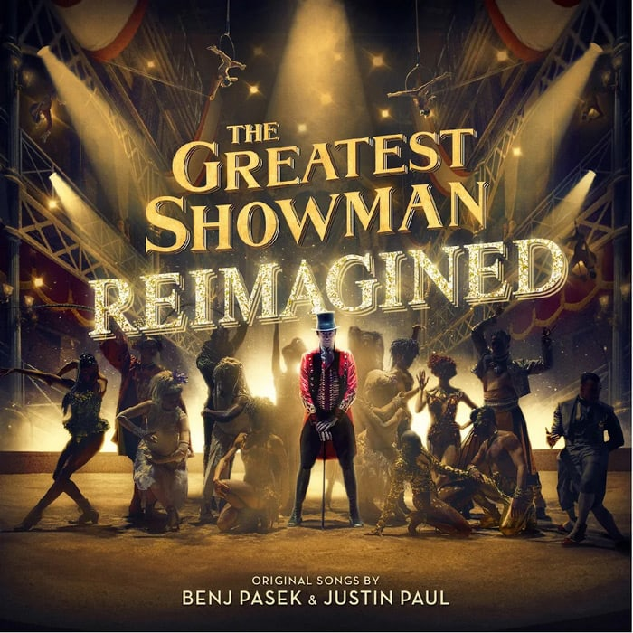 The Greatest Showman Reimagined album