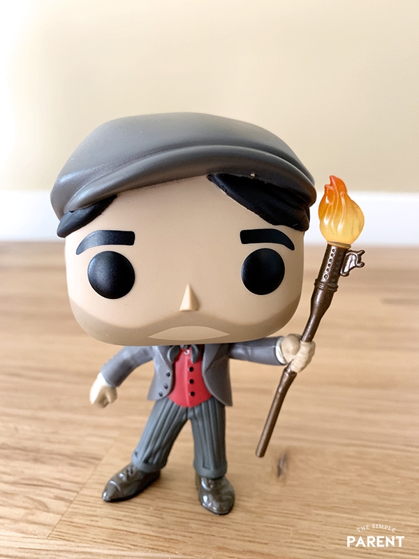 Mary Poppins Returns Jack the Lamplighter Funko Pop Figure