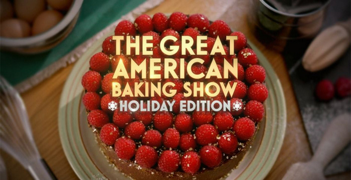 The Great American Baking Show: Holiday Edition on ABC's 25 Days of Christmas