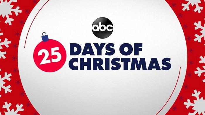 ABC 25 Days of Christmas 2018