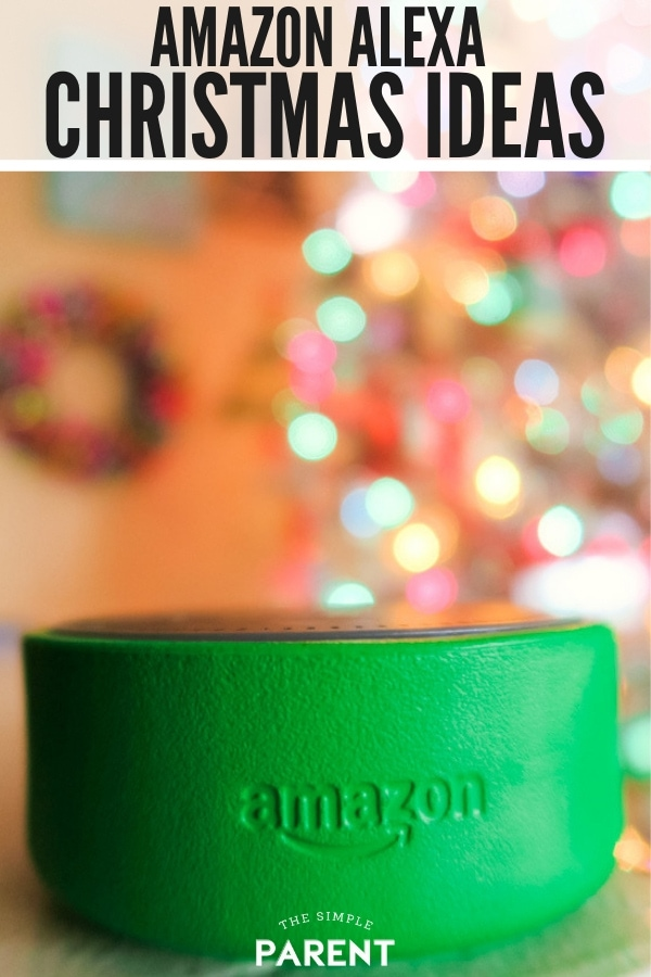 Try these fun Amazon Alexa Christmas Skills for Kids with your Amazon Echo or Echo Dot! You can ask Santa questions, hear funny jokes, play games and more! It's perfect for family and even for parties!