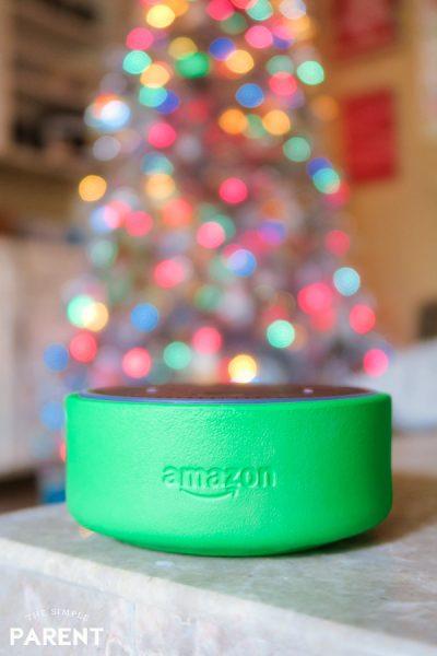 12 Ways to Celebrate Christmas with Amazon Alexa