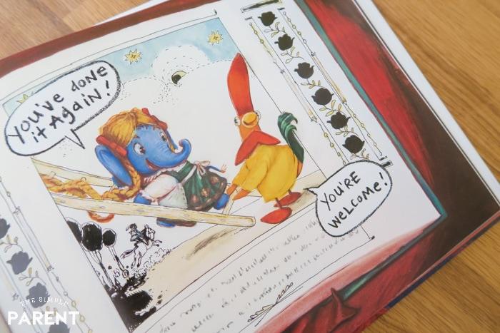 Interrupting Chicken Children's Book