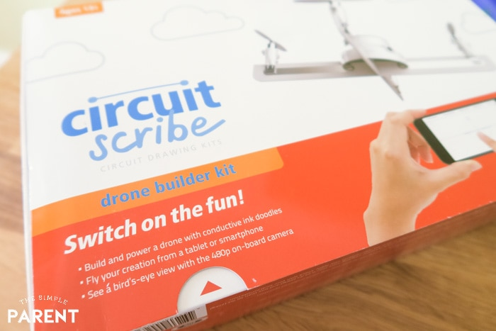 Gift Ideas for Kids: Circuit Scribe Drone Builder Kit