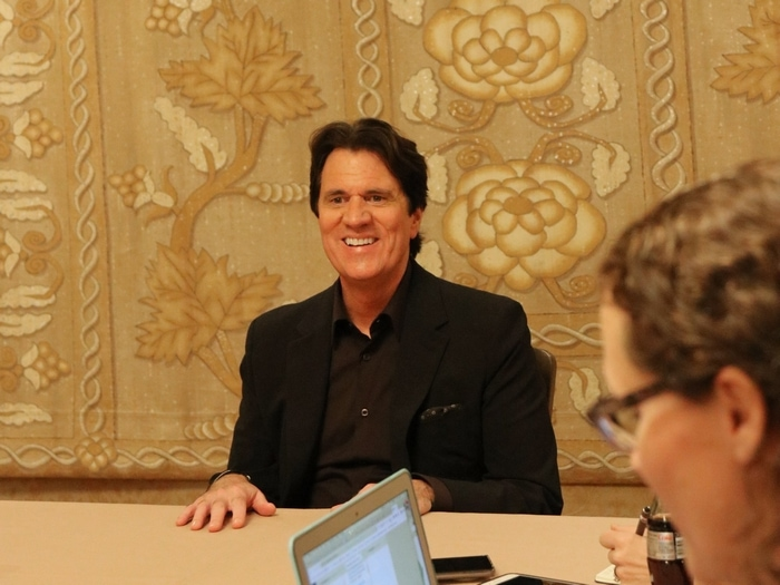 Mary Poppins Returns Director Rob Marshall Interview