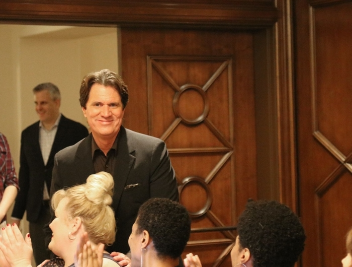 Mary Poppins Returns Director Rob Marshall Interview with bloggers