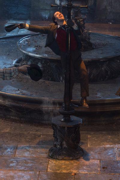 "Lin-Manuel Miranda in ""Trip a Little Light Fantastic"" from Mary Poppins Returns"