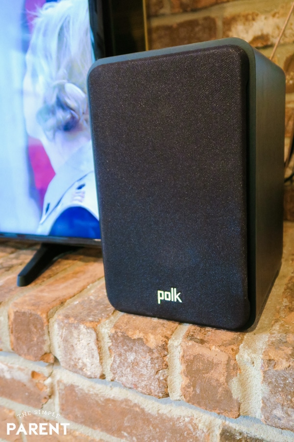 Polk Bookshelf Speakers from Best Buy