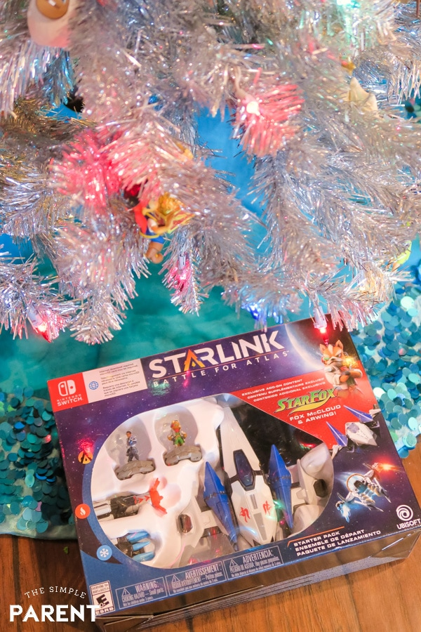 Starlink: Battle for Atlas Starter Pack for Nintendo Switch under the Christmas tree