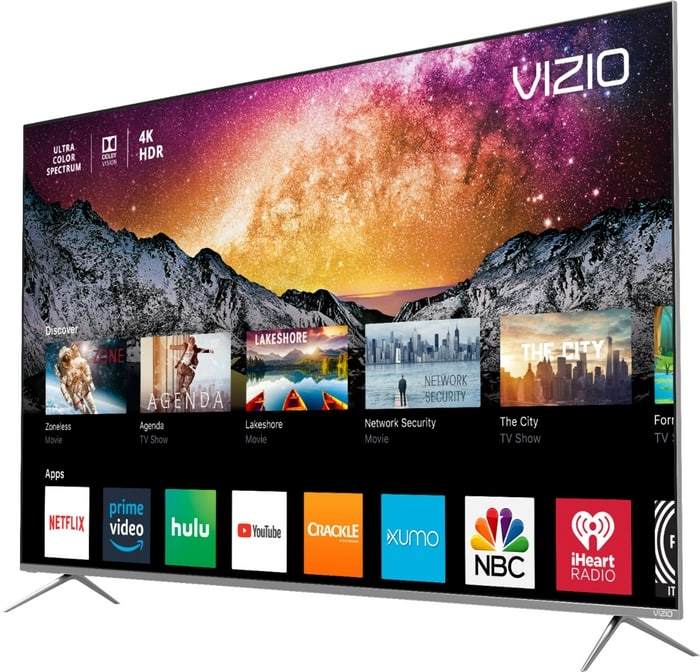 2018 VIZIO P-Series® 4K HDR Smart TV