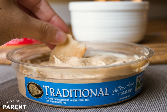 Traditional Boar's Head Hummus
