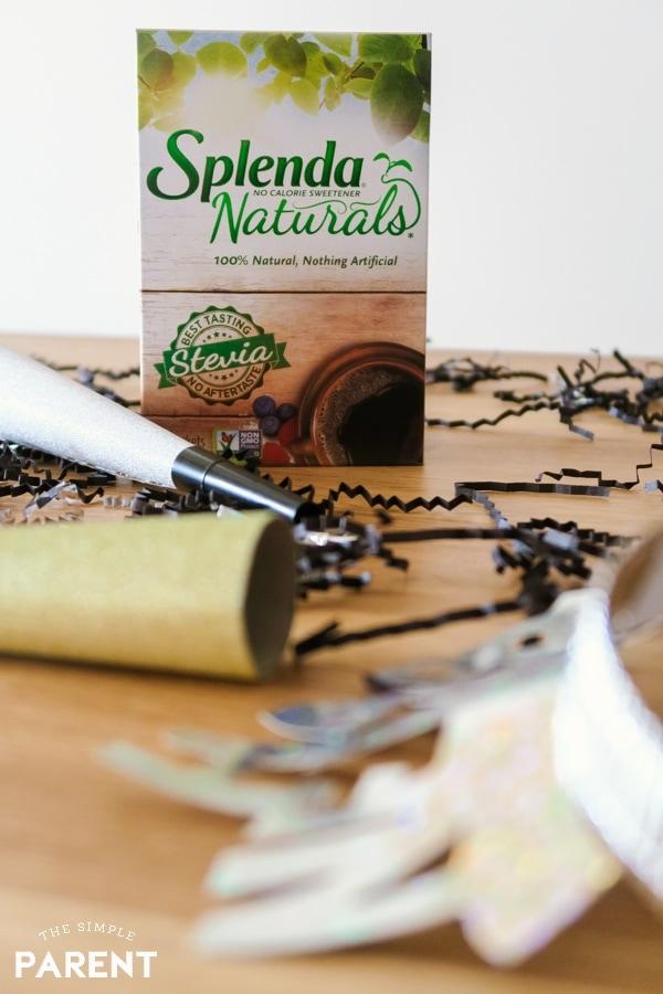 Splenda Naturals sweetener