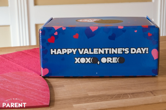 Valentine's Day OREO kit